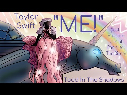 """POP SONG REVIEW: """"ME!"""" By Taylor Swift Feat. Brendon Urie Of Panic! At The Disco"""