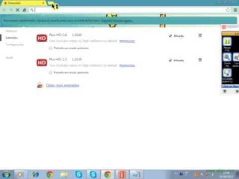 Como Tirar o New Tab do Google Chorme