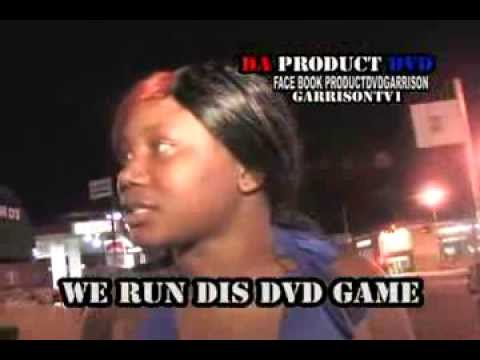 JAMAICAN GIRLS  REFUSE TO GO HOME PARTYING IN DA STREET AFTER THE CLUB.......DA PRODUCT DVD