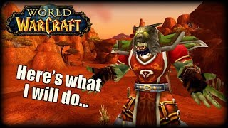 My Plans For Classic World of Warcraft