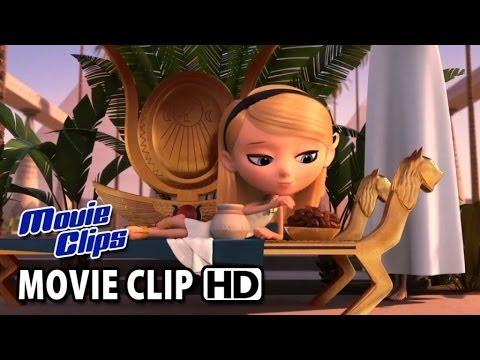 Mr. Peabody & Sherman Movie CLIP - My Big Fat Egyptian Wedding (2014) HD