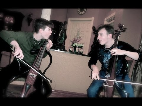 Sweet Dreams (marilyn Manson Ver.) - 2cellos Junior video