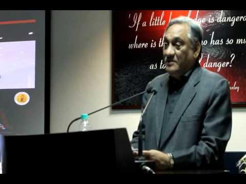 Shri Vijay Bahuguna at UPES Campus during MUN (Model United Nations) Part 2