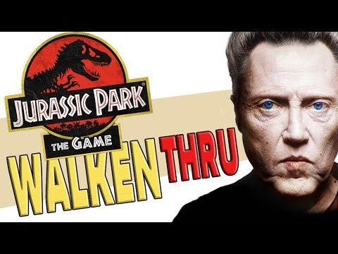 Christopher Walkenthrough - Jurassic Park the Game