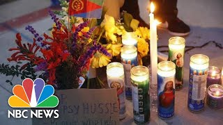 Slain Rapper Nipsey Hussle Remembered | NBC News