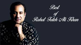 Best Of  Rahat Fateh Ali Khan - Best Of Best Songs - Jukebox - All Time Hits