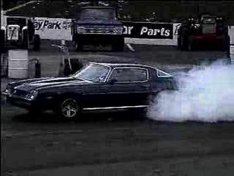 1979 Camaro Burnout