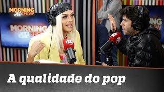 Caio Coppolla para Pabllo Vittar: 'E a qualidade do pop?'