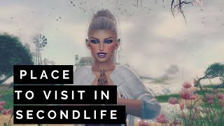 PLACES TO VISIT | SECOND LIFE