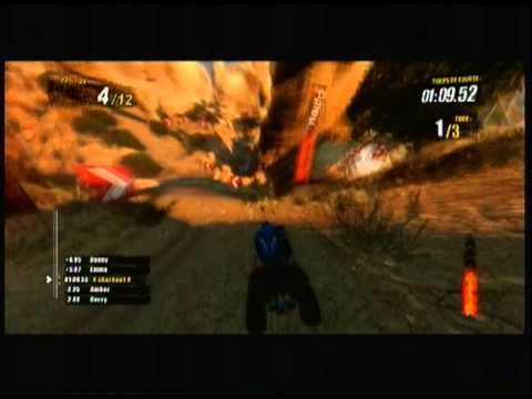Video Test Nail'd Xbox 360