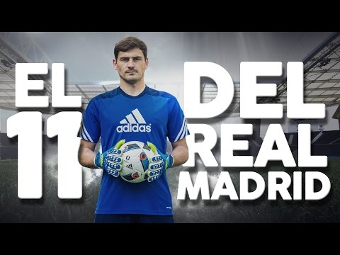 Mi 11 del Real Madrid