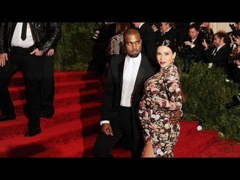 Kim Kardashian and Kanye West's Baby Born Father's Day Weekend! | POPSUGAR News
