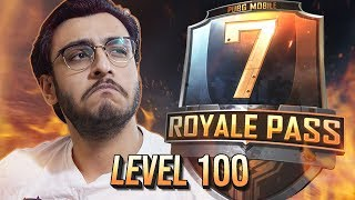 PUBG MOBILE LIVE: AWM + 8X | SEASON 7 ROYAL PASS RANK PUSH | NEW UPDATE