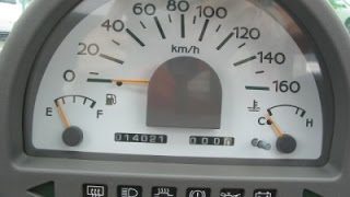 Nissan S-Cargo / Speed Limit Ring
