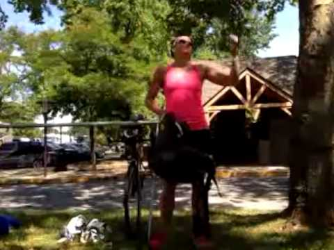Suzy Serpico Transition and Race Day Tips