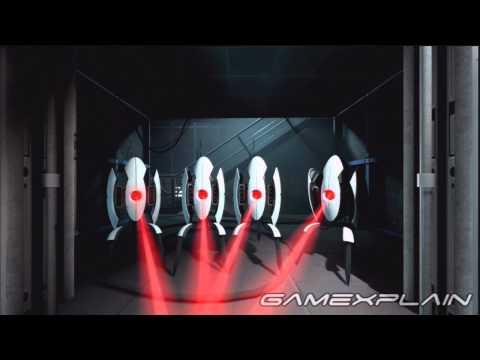 Portal 2: Ending, Credits Song [HD]