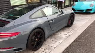 2018 Porsche 911 S Porsche Certified Pre Owned