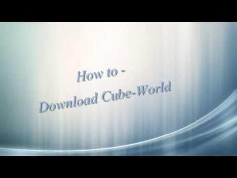 How to - Download Cube-World [German] [Deutsch] Cube World Free Download No Surveys Easy Download