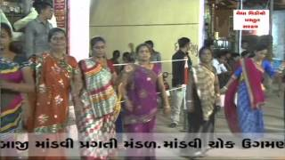 Live Garba Song Gujarati Navratri - Day - 7 - Part - 13