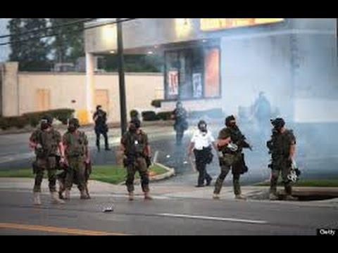Natl. Guard Called to Ferguson, MO. Plus, The Ice Bucket Challenge!