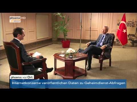 Interview mit Recep Tayyip Erdoğan |