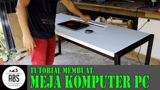Membuat Meja Komputer PC