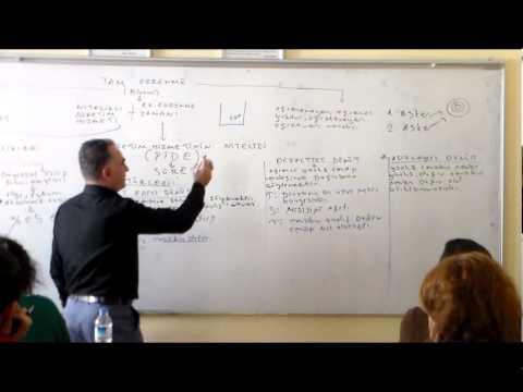 mehmet şükrü kaplan  öğretim yöntem ve teknikleri1  tam öğrenme modeli 1