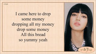 Download lagu LISA - MONEY (Lyrics)