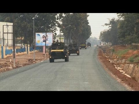French troops enter Central African Rep. capital, Bangui