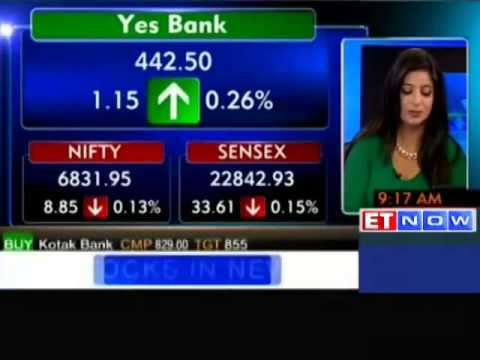 Markets open in Green; M&M financial, ICICI Bank up