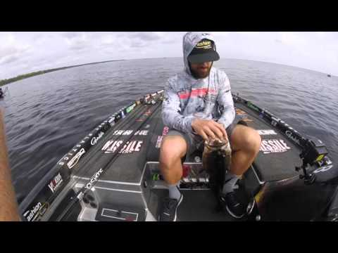 John Crews - Sunline Recap of BASS Elite Series on St. John's River