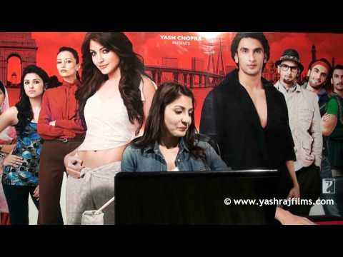 Anushka Sharma Live Chat 3 - Ladies Vs Ricky Bahl