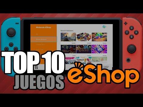 TOP 10 Juegos Digitales de Switch baratos - Leyendas & Videojuegos