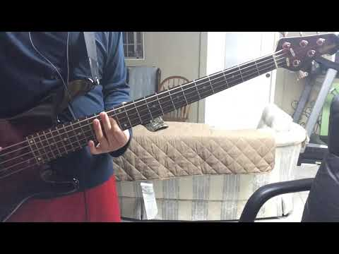 Shinku Horou - Niji (Bass Cover) (Naruto S. End #28 Full Song Cover) (Use headphones!) Note for Note