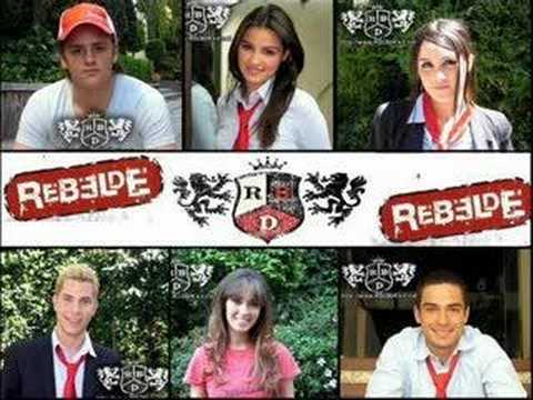 rebelde cinco minutos