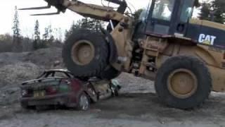 car vs front end loader