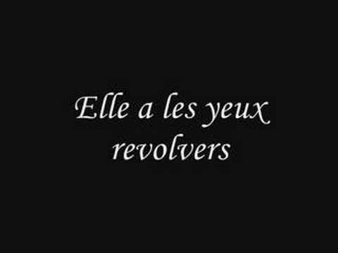 Lavoine, Marc - Elle A Les Yeux Revolver