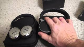 Noise Canceling Headphones_ AKG K495 NC Review and vs Bose QC3
