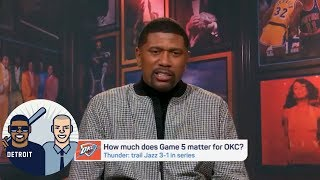 download musica Jalen Rose: OKC Thunder have pretty much everything at stake in Game 5 Jalen & Jacoby ESPN