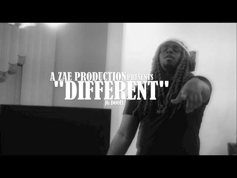 JG Dooit -Different (Official Music Video) Shot By @AZaeProduction