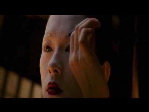 Memoirs of a Geisha: Chiyo's Geisha transformation