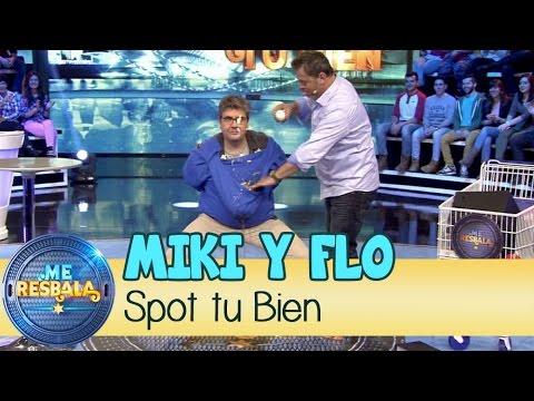 Me Resbala - Spot tu bien: Miki Nadal y Flo Fernández