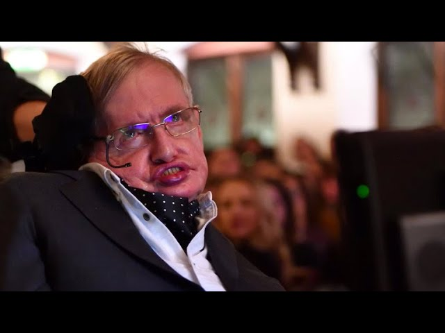 Fame physicist Stephen Hawking dead at the age of 76