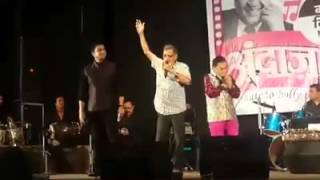 Dukh sukh ki har ek mala live on stage by Original singer Chandrashekhar Gadgil