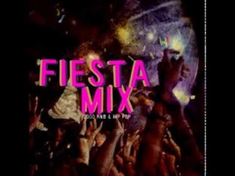 DJ Vital Fiesta (Party) Mix - R&B Hip Hop & Dancehall (Late 90's & Early 2000's)