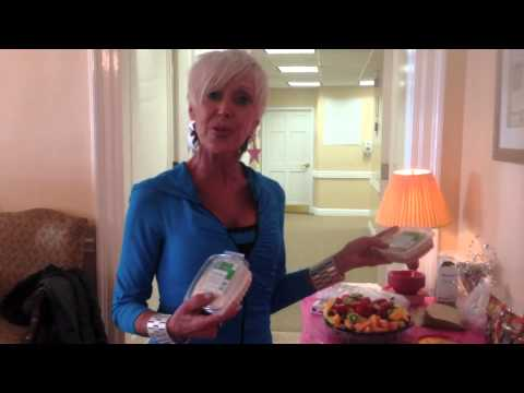 High Voltage Shares her Sugar Savvy Snacks at Marymount College