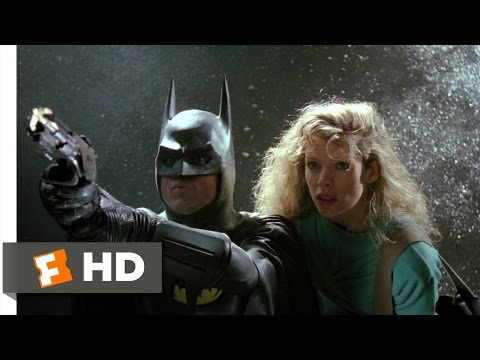 Who is this guy ?, extrait de Batman (1989)