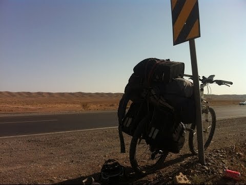 Cycling in Iran: Tehran to Zahedan