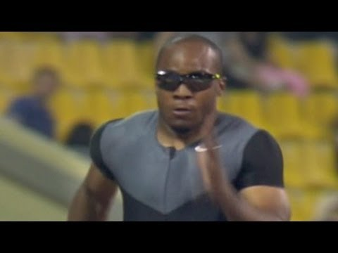 Walter Dix impresses crowd at Doha, runs 20.02 in 200m and bests own meet record