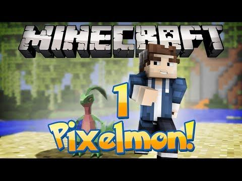 PixelLeague Pixelmon   Ep1 S2 - The Isle of Diglett